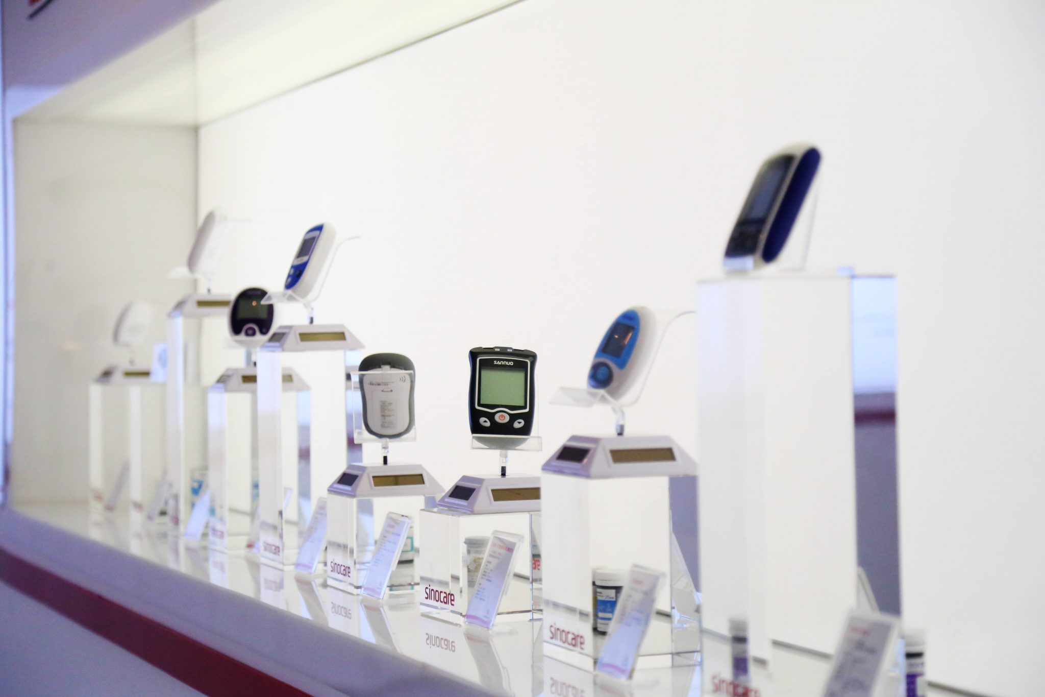 SINOCARE BECAME THE WORLD'S SIXTH LARGEST BLOOD GLUCOSE