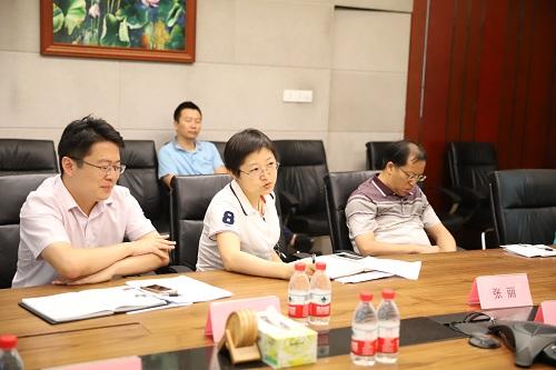 湖南省财政厅就企业研发奖补事项专题调研三诺生物