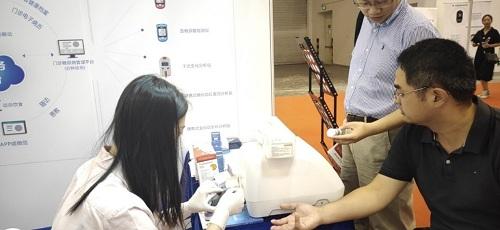 三诺生物携全产品亮相2019医学装备展览会